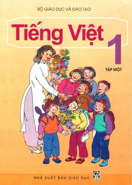 Tải sách: Bộ sách giáo khoa tiếng việt lớp 1 tập 1,2