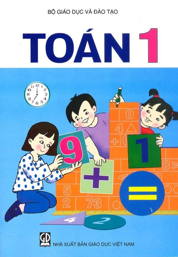 Tải sách: Sách giáo khoa toán lớp 1