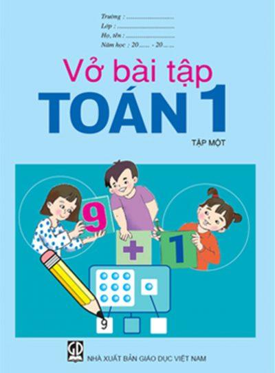Tải sách: Vở bài tập toán lớp 1 tập 1 tập 2
