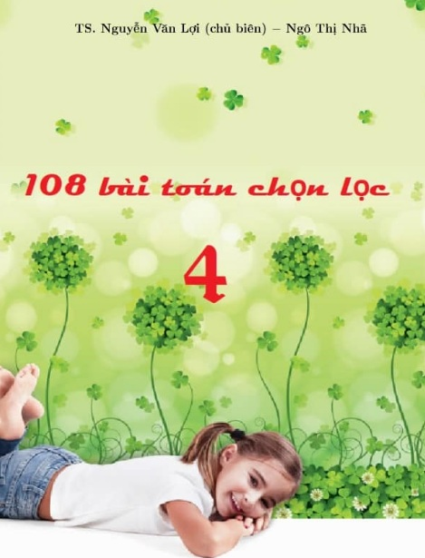 Tải sách: 108 Bài Toán Chọn Lọc Lớp 4