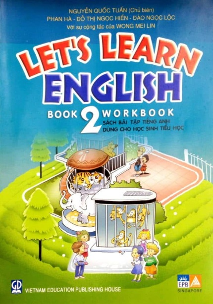 Tải sách: Let's Learn English Book 2