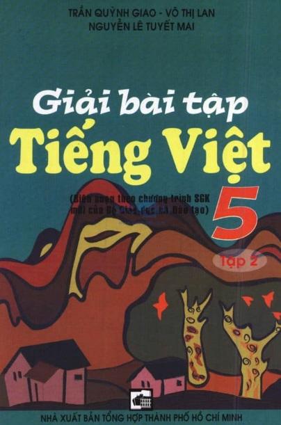 Tải sách: Giải Bài Tập Tiếng Việt 5 – Tập 2
