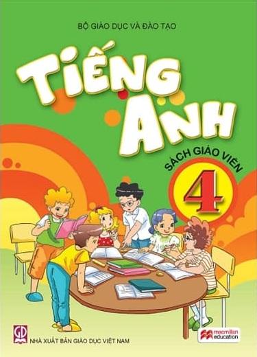 Tải sách: Sách Giáo Viên Tiếng Anh Lớp 4