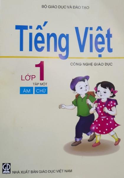Tải sách: Tiếng Việt Công Nghệ Giáo Dục Lớp 1 Tập 1
