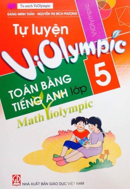 Tải sách: Tự Luyện Violympic Toán Bằng Tiếng Anh Lớp 5 (Mới Nhất )
