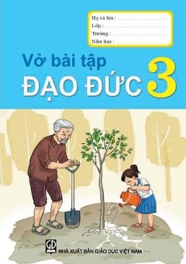 Tải sách: Vở Bài Tập Đạo Đức Lớp 3