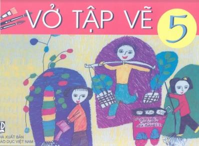 Tải sách: Vở Tập Vẽ Lớp 5