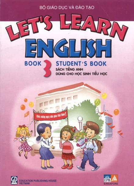 Tải sách: Let's Learn English Book 3