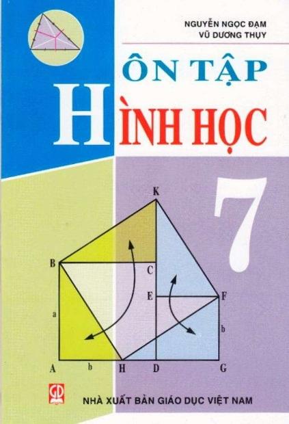 Tải sách: Ôn Tập Hình Học 7 – Nguyễn Ngọc Đạm