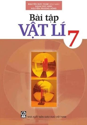 Tải sách: Sách Bài Tập Vật Lí Lớp 7