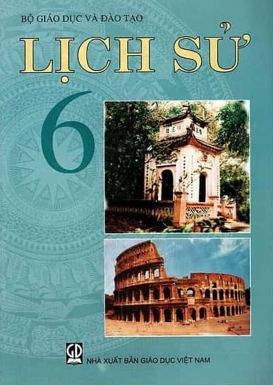 Tải sách: Sách Giáo Khoa Lịch Sử Lớp 6