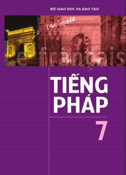 Tải sách: Sách Giáo Khoa Tiếng Pháp Lớp 7