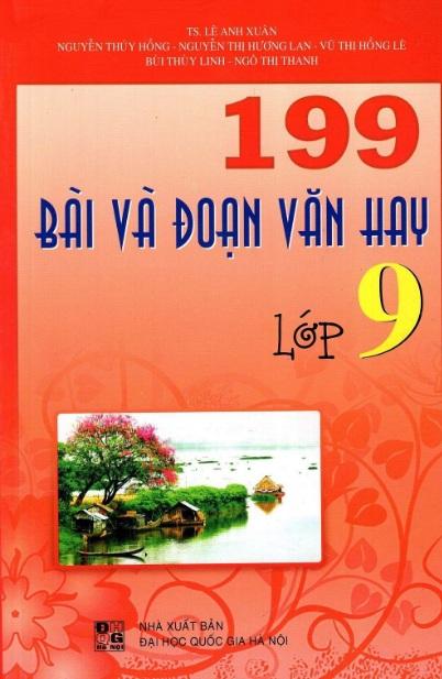Tải sách: 199 Bài Và Đoạn Văn Hay Lớp 9