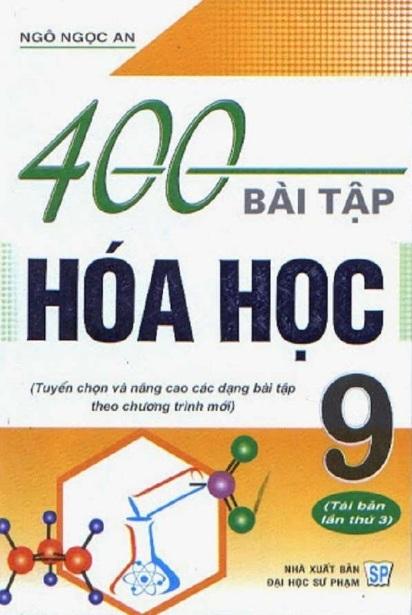 Tải sách: 400 Bài Tập Hóa Học 9 – Ngô Ngọc An