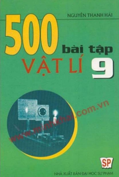 Tải sách: 500 Bài Tập Vật Lý 9 – Nguyễn Thanh Hải