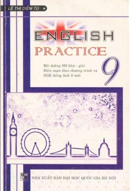 Tải sách: English 9 Practice – Lê Thị Diễm Tú