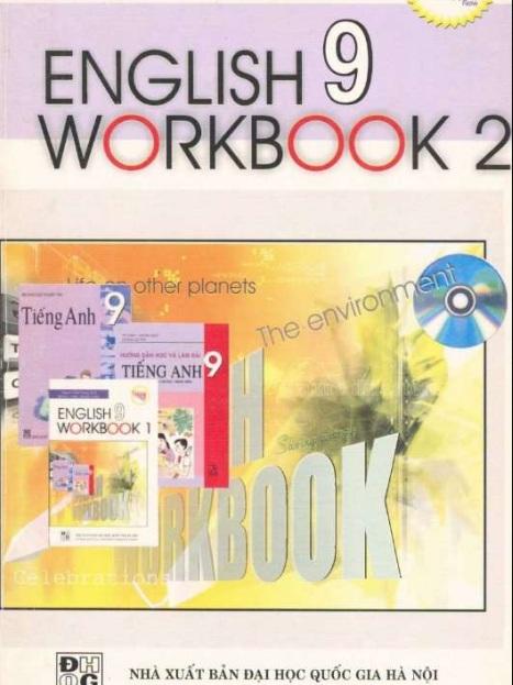 Tải sách: English 9 Workbook 2 – Võ Tâm Lạc Hương