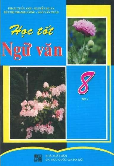 Tải sách: Học Tốt Ngữ Văn 8 Tập 1 ,Tập 2 – Phạm Tuấn Anh