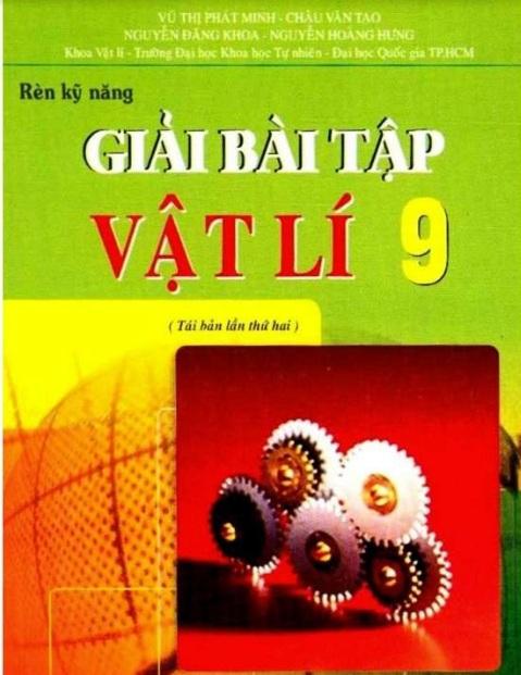 Tải sách: Rèn Kỹ Năng Giải Bài Tập Vật Lý 9 – Vũ Thị Phát Minh