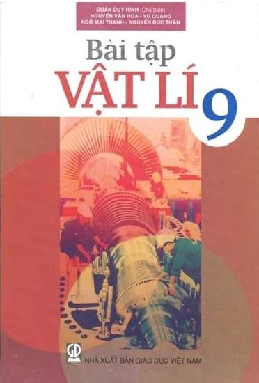 Tải sách: Sách Bài Tập Vật Lí Lớp 9 (Bản Mới)