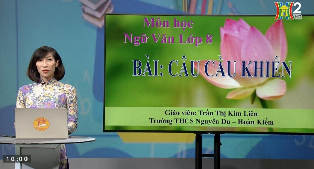 Tải sách: Bài 20 : Câu Cầu Khiến – Tiếng Việt 8