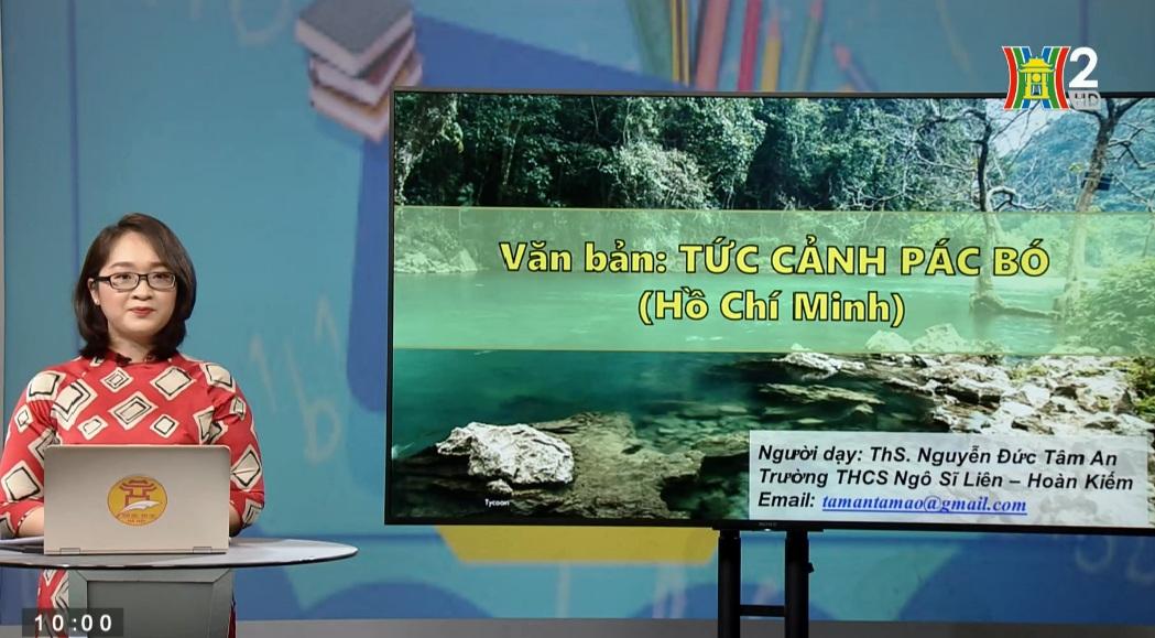 Tải sách: Bài 20 : Tức Cảnh Pắc Bó – Tiếng Việt 8