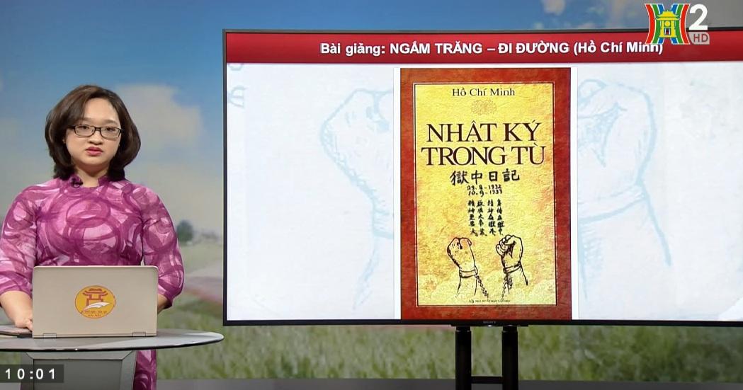 Tải sách: Bài 21 : Ngắm Trăng – Đi Đường (Hồ Chí Minh) – Tiếng Việt 8