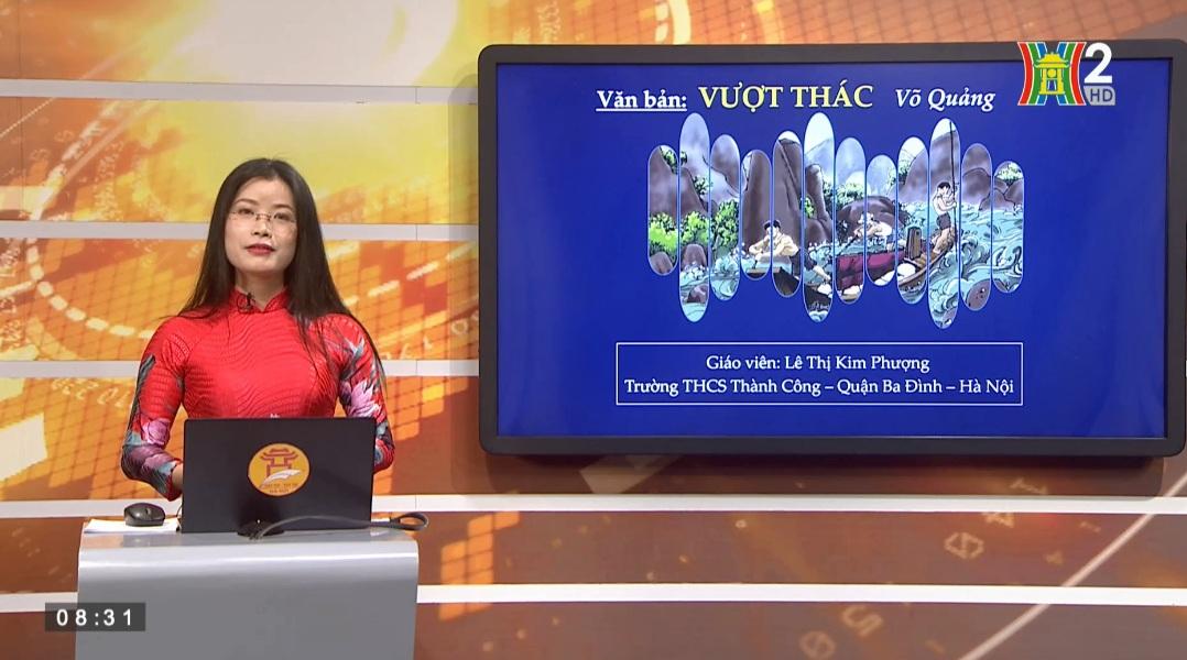 Tải sách: Bài 21 Vượt Thác – Tiếng Việt 6