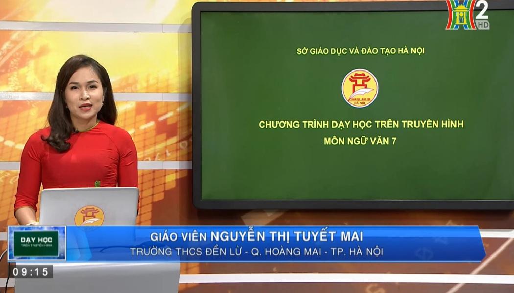 Tải sách: Bài 22 : Cách Làm Văn Lập Luận Chứng Minh – Tiếng Việt 7