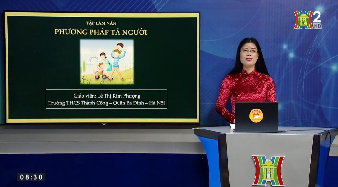 Tải sách: Bài 22 Phương Pháp Tả Người – Tiếng Việt 6