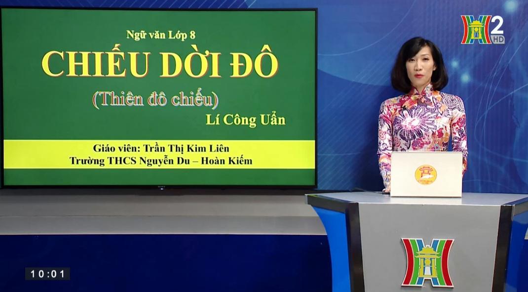 Tải sách: Bài 22 : Thiên Đô Chiếu – Tiếng Việt 8