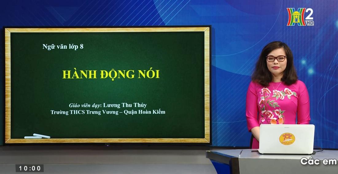 Tải sách: Bài 23 : Hành Động Nói – Tiếng Việt 8