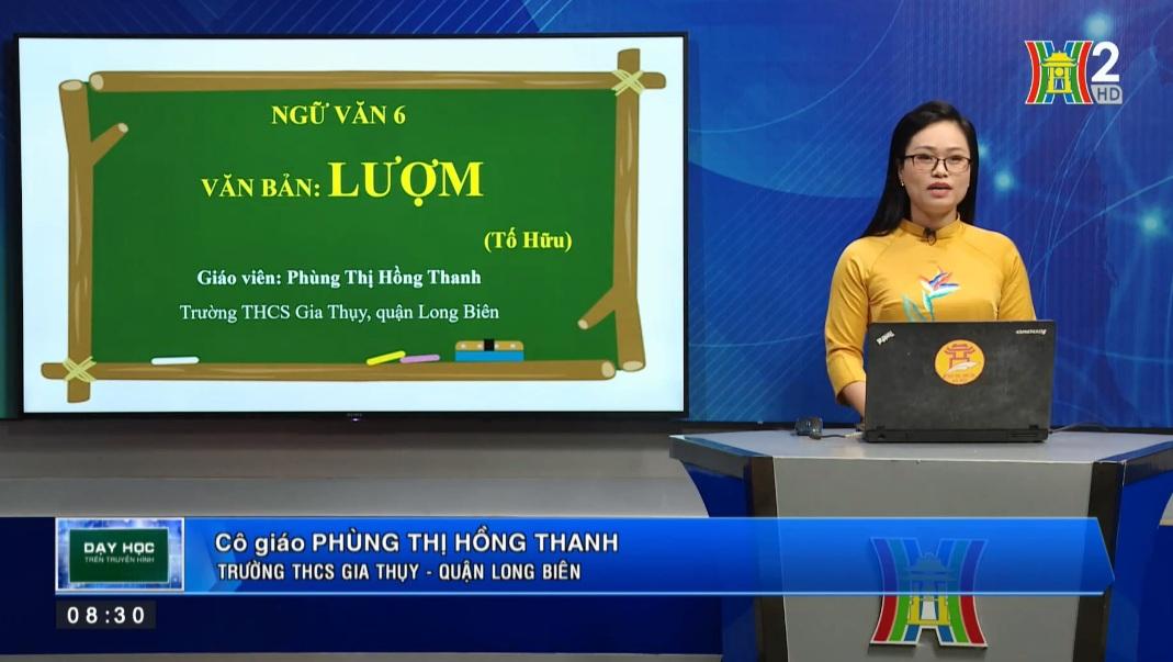 Tải sách: Bài 24 Lượm – Tiếng Việt 6