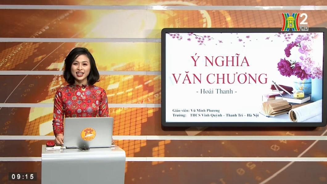 Tải sách: Bài 24 : Ý Nghĩa Của Văn Chương – Tiếng Việt 7