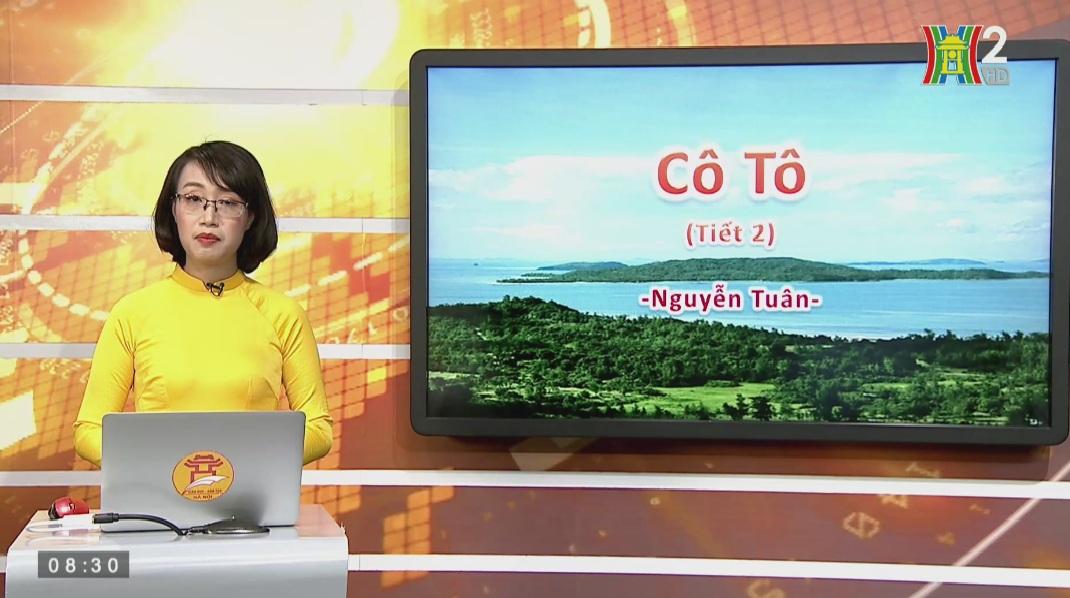 Tải sách: Bài 25 Cô Tô (Tiết 2) – Tiếng Việt 6