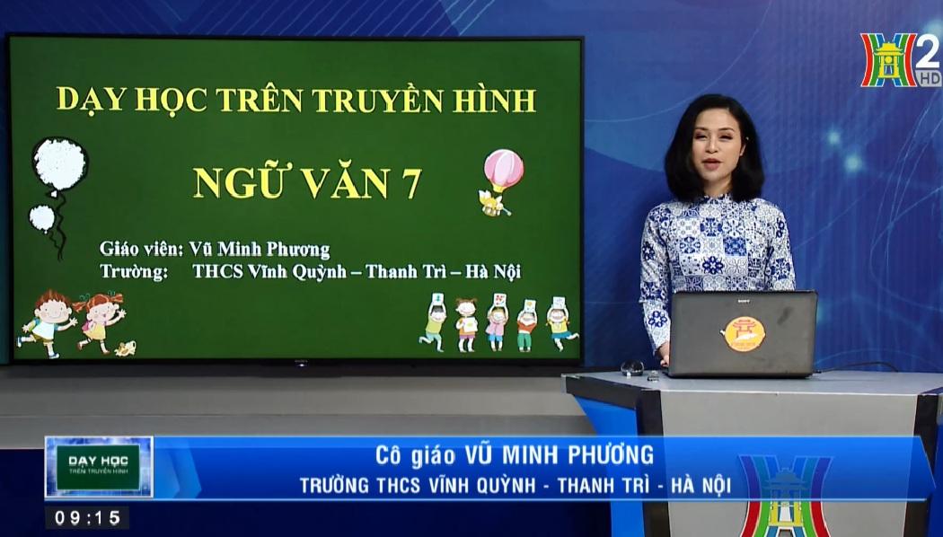 Tải sách: Bài 27 : Dùng Cụm Chủ – Vị Để Mở Rộng Câu – Tiếng Việt 7