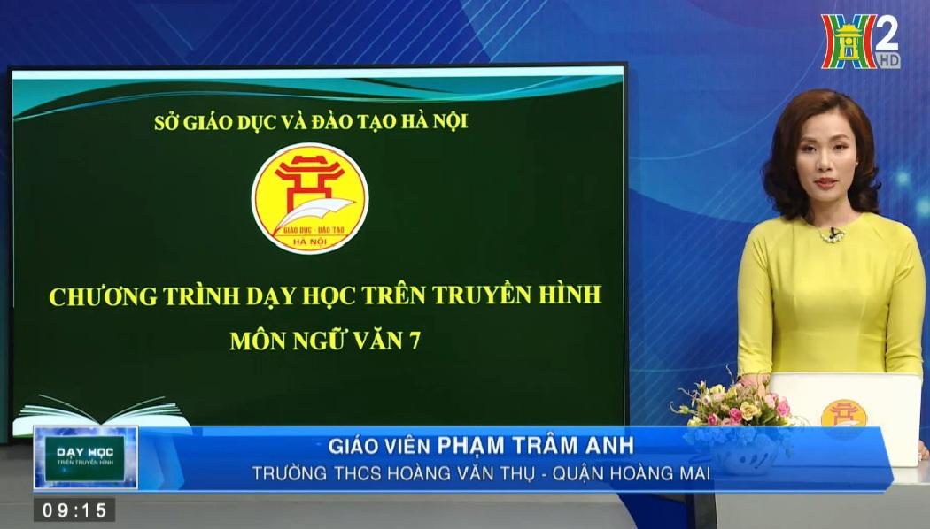 Tải sách: Bài 32 : Ôn Tập Phần Tiếng Việt – Tiếng Việt 7