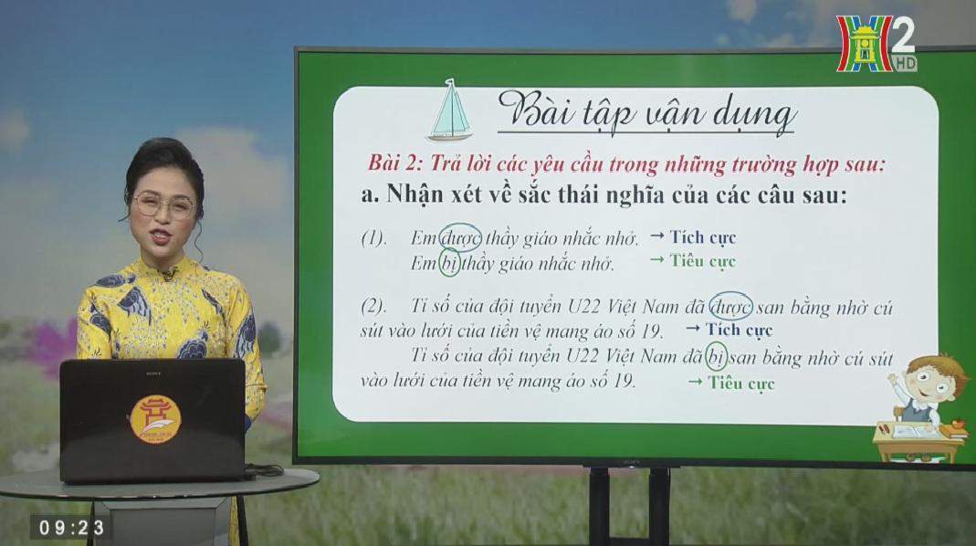 Tải sách: Ôn Tập Tiếng Việt – Tiết 2 (Dùng Cụm Chủ-Vị Để Mở Rộng Câu, Chuyển Đổi Câu Chủ Động Thành Câu Bị Động)