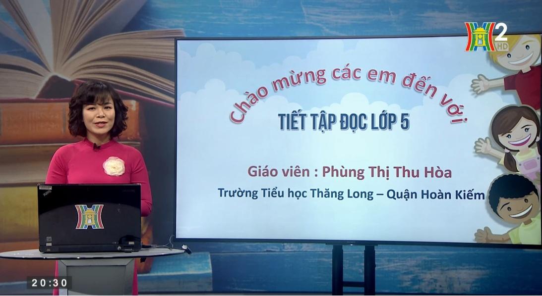 Tải sách: Tập Đọc : Tiếng Dao Đêm -Tiếng Việt Lớp 5
