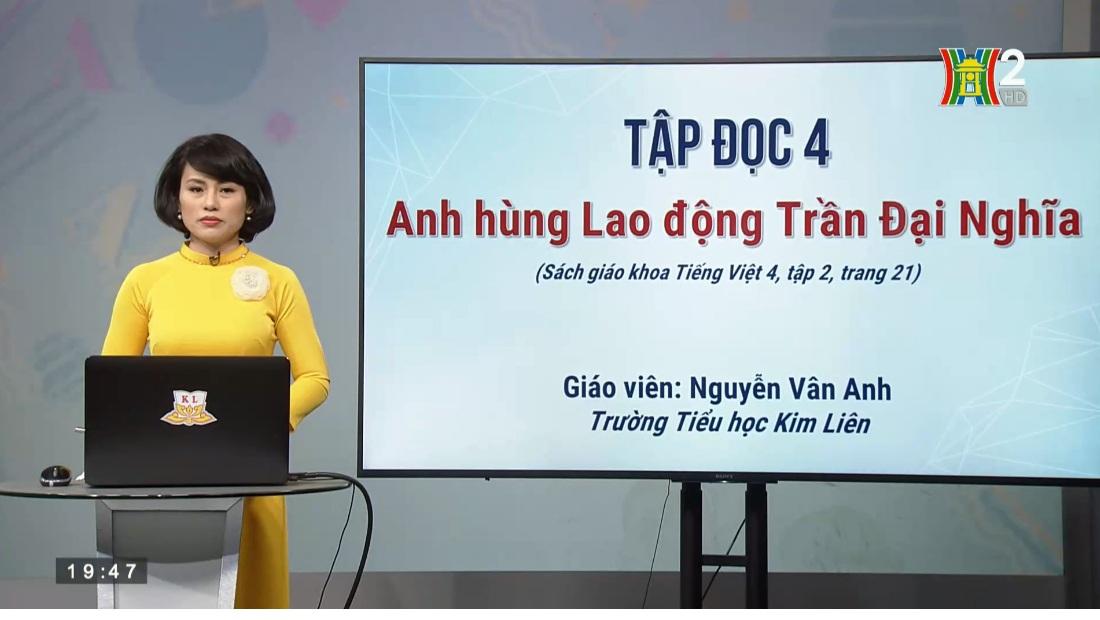 Tải sách: Tuần 21: Tập Đọc: Anh Hùng Lao Động Trần Đại Nghĩa – Tiếng Việt 4