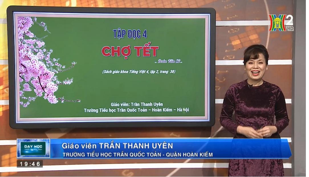 Tải sách: Tuần 22 : Tập Đọc : Chợ Tết – Tiếng Việt 4