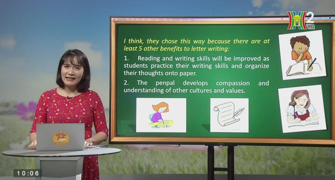 Tải sách: Unit 10 – Communication (Skills 1) – Tiếng Anh 8