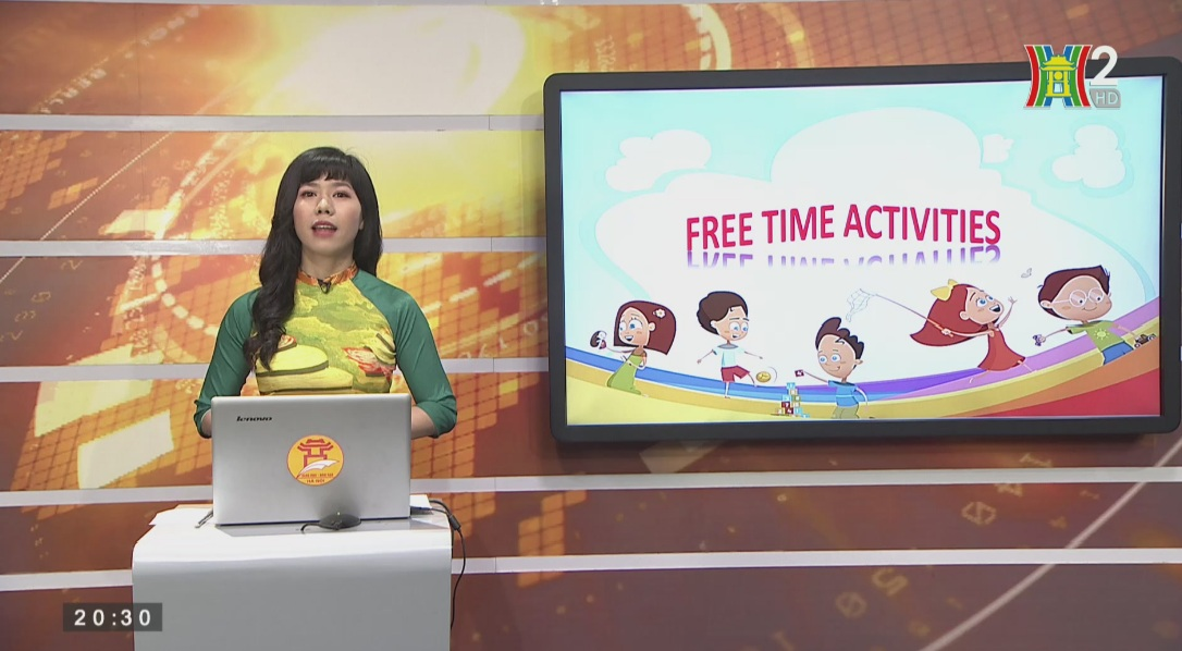 Tải sách: Unit 13: What do you do in your free time? ( Lesson 3 )