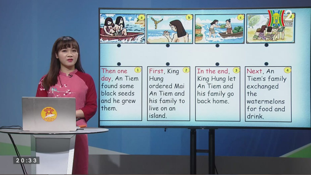 Tải sách: Unit 14: What happened in the story? ( Lesson 3 ) – Tiếng Anh 5