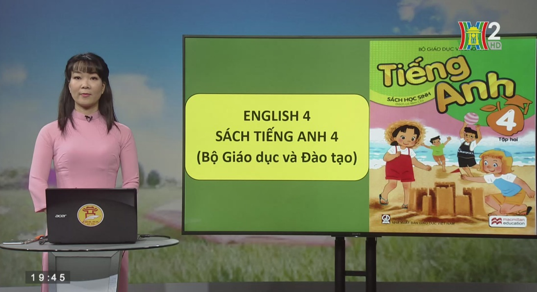 Tải sách: Unit 18: What's your phone number? (Lesson 1) – Tiếng Anh 4