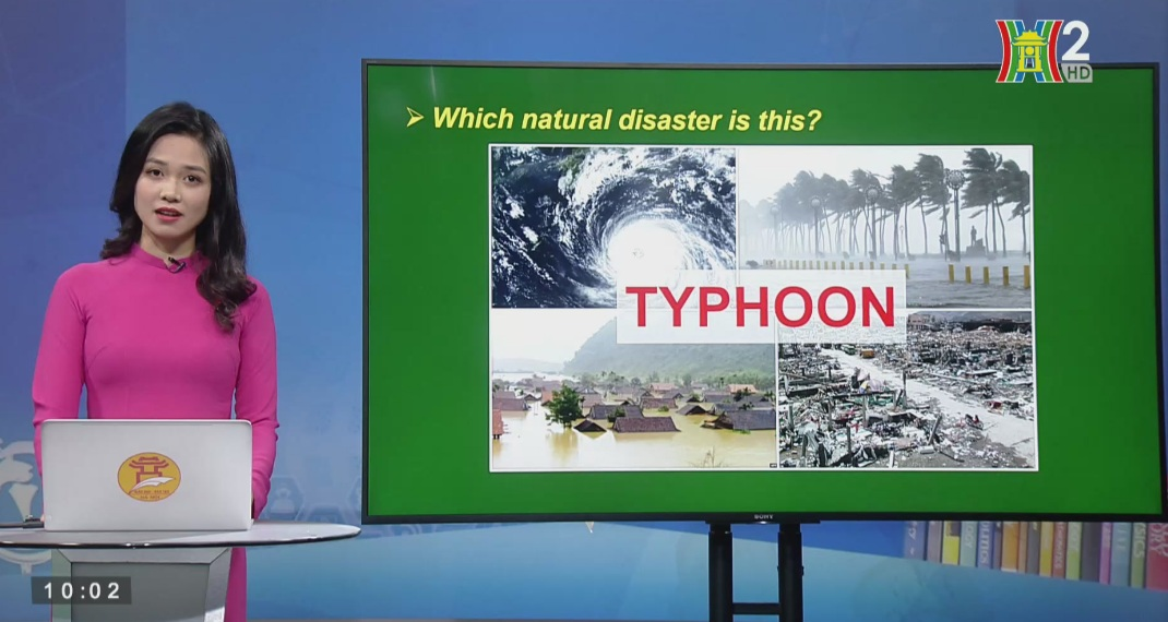 Tải sách: Unit 9 – NATURAL DISASTERS (Skills 2) – Tiếng Anh 8