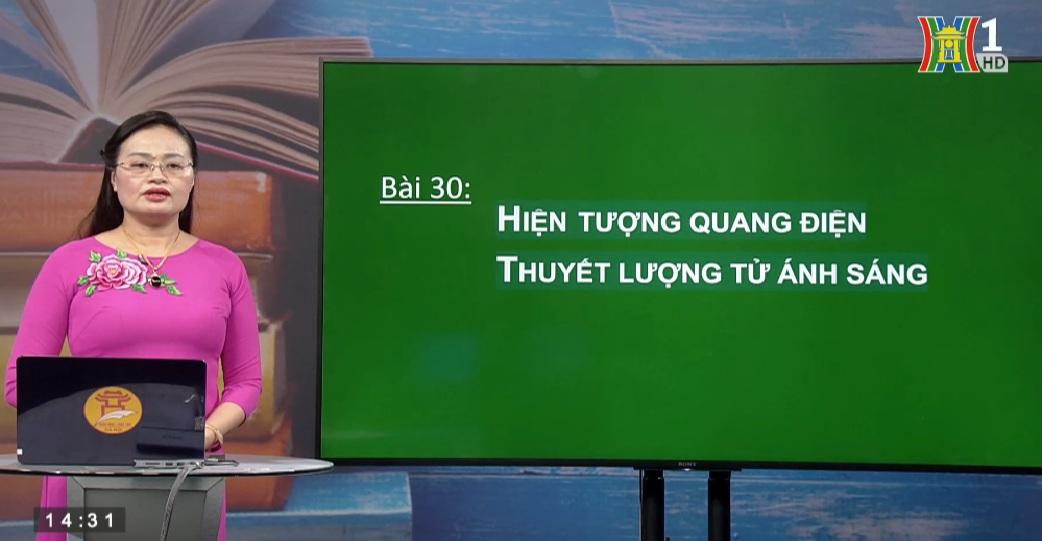 Tải sách: Bài 12 : Hiện Tượng Quang Điện – Thuyết Lượng Tử Ánh Sáng – Vật Lí 12