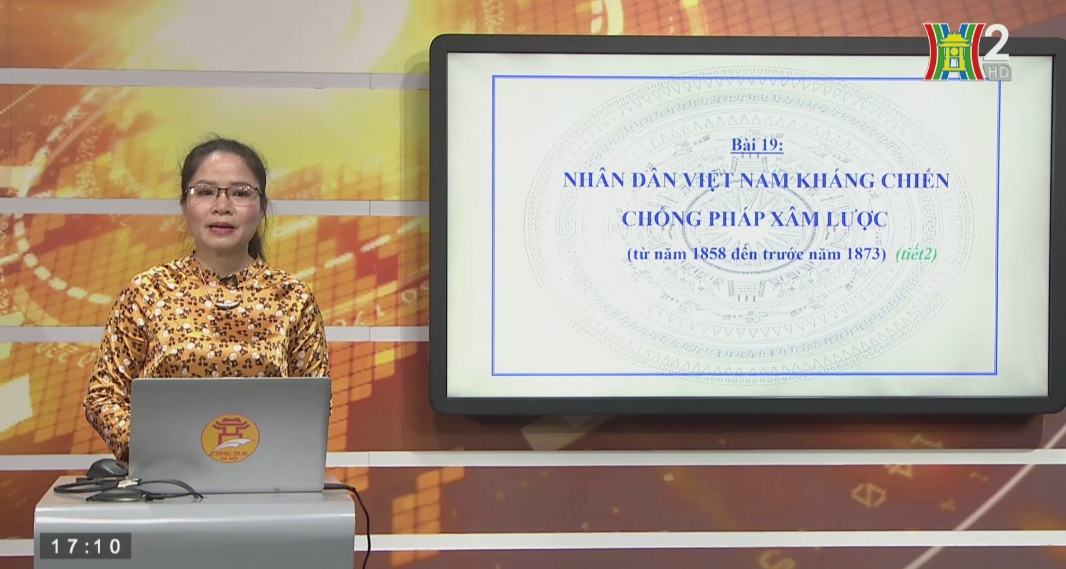 Tải sách: Bài 19 : Nhân Dân Việt Nam Kháng Chiến Chống Pháp Xâm Lược (Từ Năm 1858 Đến Trước Năm 1873) (Tiết 2) – Lịch Sử 11