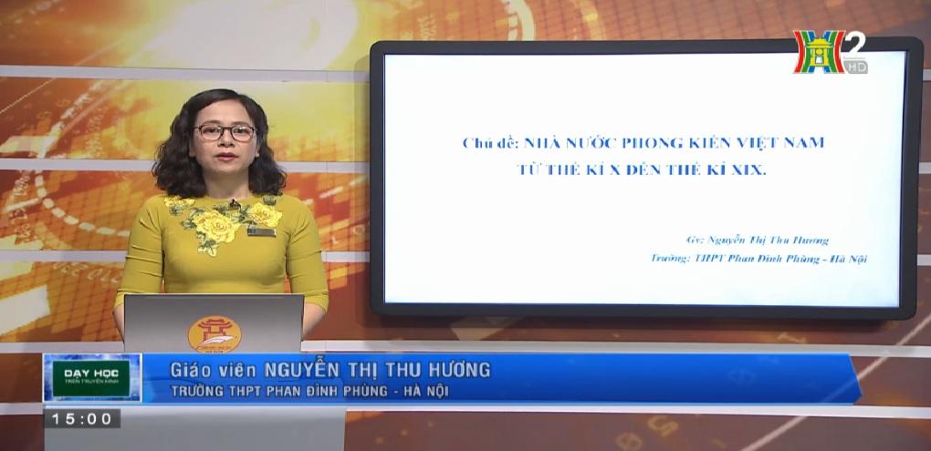 Tải sách: Bài 27, 28 : Sơ Kết Lịch Sử Việt Nam Từ Nguồn Gốc Đến Giữa Thế Kỉ XIX – Lịch Sử 10