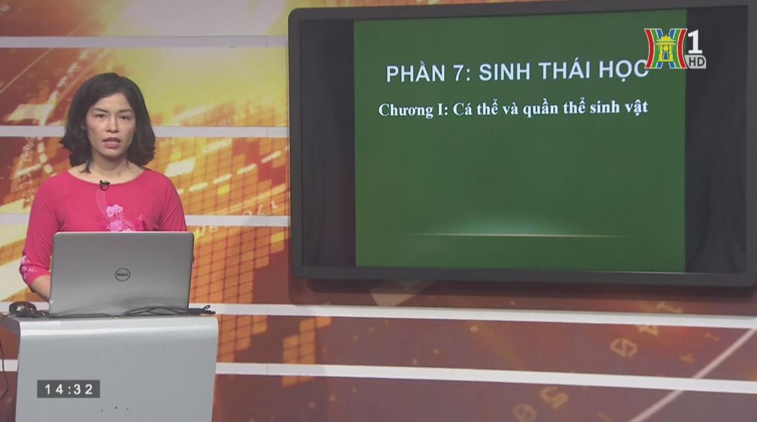 Tải sách: Bài 35 : Môi Trường Sống Và Các Nhân Tố Sinh Thái – Sinh Học 12